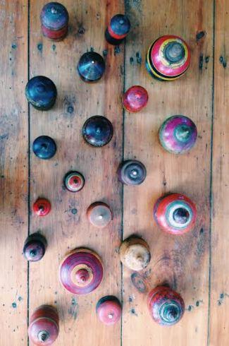 bindhi pots