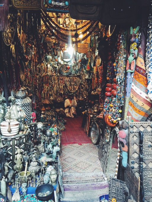 Moroccan Store